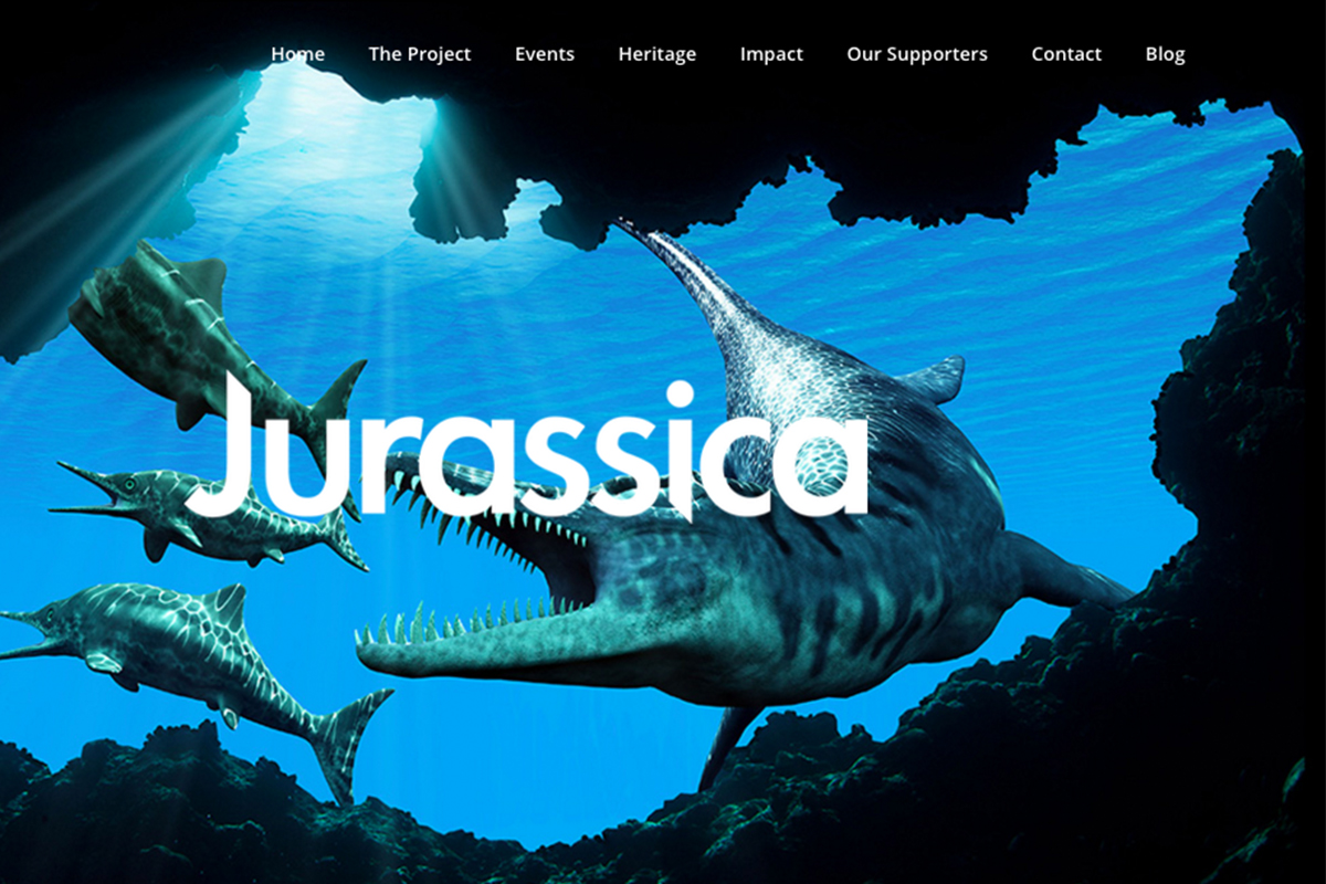 Website Development Portfolio Jurassica