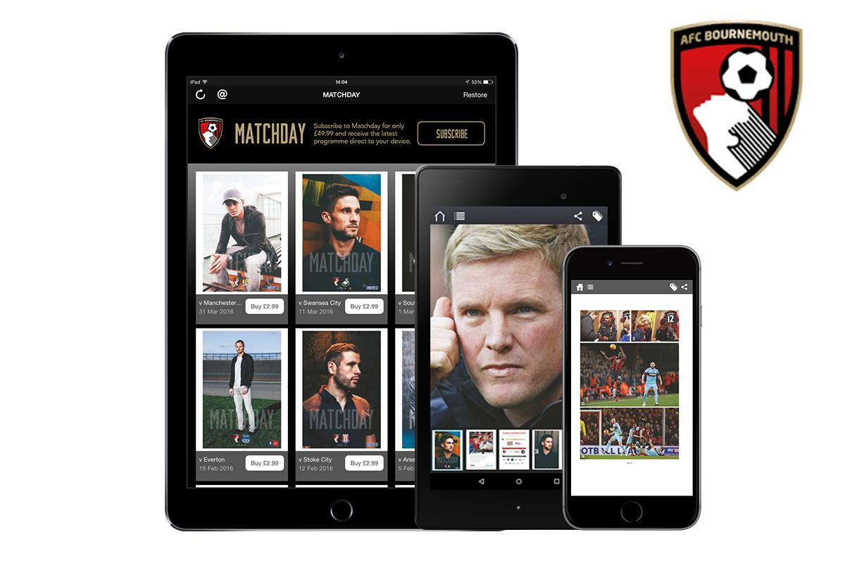 AFCB Matchday App