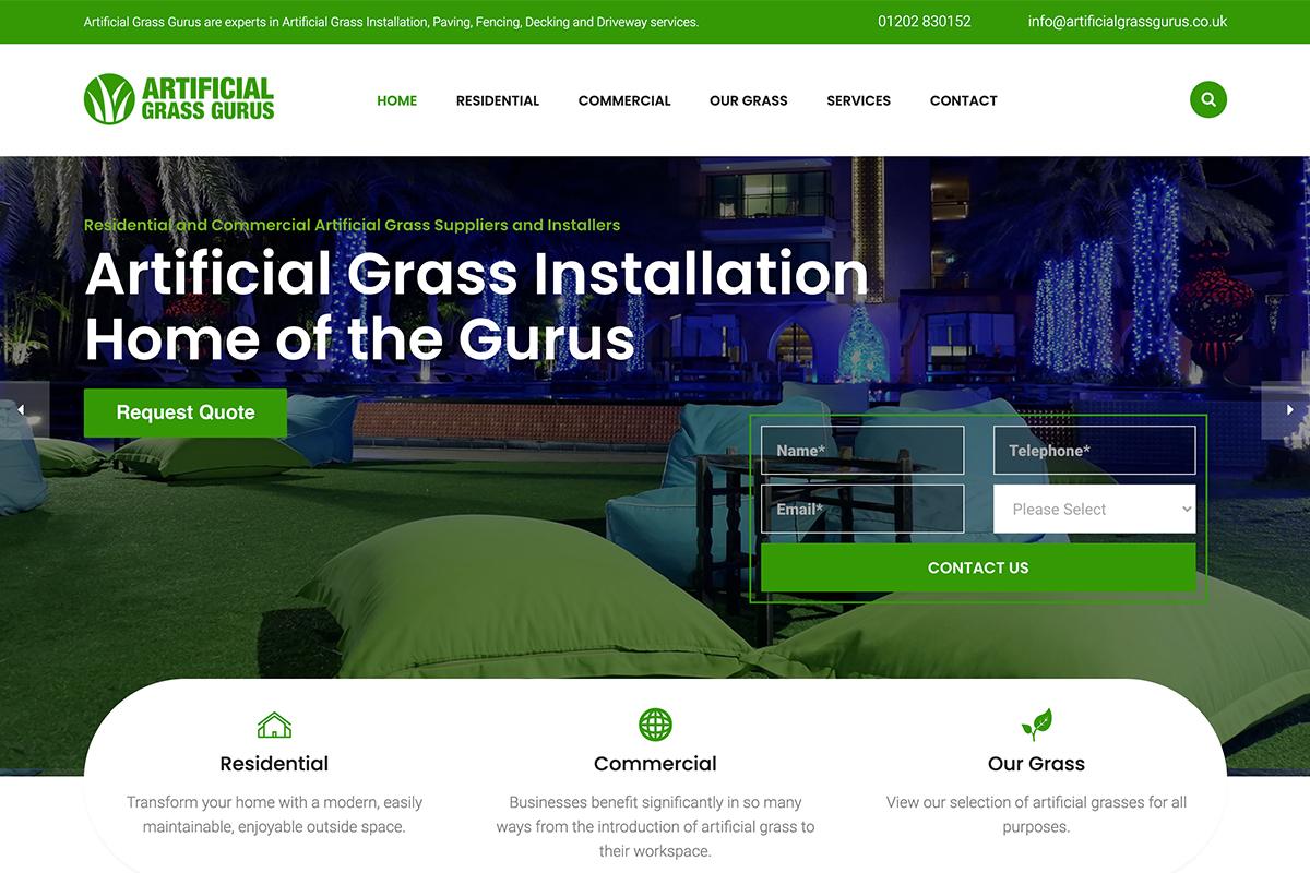 Artificial Grass Gurus